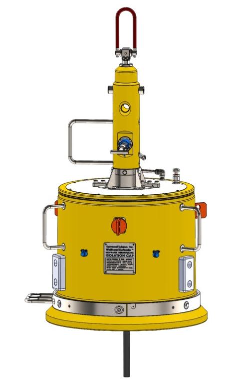 subsea cap
